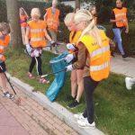 Leerlingen IKC Harm Smeenge maken korte metten met zwerfvuil