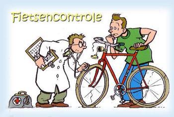 Afbeeldingsresultaat voor fietscontrole